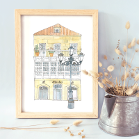 Tu casa ilustrada