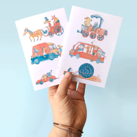 Set Postales