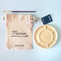 Paleta + bolsa personalizada