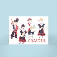 Postal Galicia