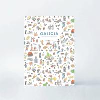 Cuaderno «Galicia»