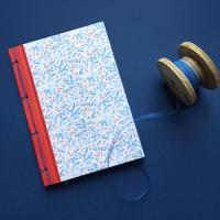 Cuaderno Flores A5