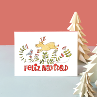 Postal Navidad 4