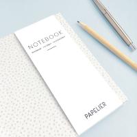 Cuaderno puntitos