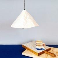 Taller de lámparas de papel lavable