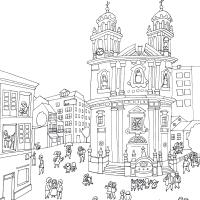 Lámina Pontevedra